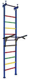Вертикаль (ГранВиС) Вертикаль-7+ТБ, шведская стенка с креплением в распор (высота потолка 2.5-2.95 м)