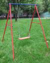 Вертикаль (ГранВиС) Качели большие дачные одноместные