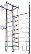 Вертикаль (ГранВиС) ДСК Юнга-2+, Т-образный с дополнительной стойкой и канатной сеткой (высота потолка от 2,35 до 2,95 метров)