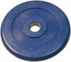 MB Barbell Диск для штанги цветной обрезиненный, 20 кг (51 мм), серия Стандарт