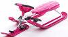 Stiga 73-2322-07, Снегокат Snowracer Pro Color, pink (розовый)
