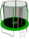 Swollen Батут Comfort 8 футов (244 см), зелёный